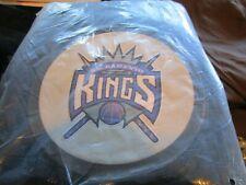 Pottery Barn Teen Basketball Sacremento Kings Nba blue navy duvet twin New w tag