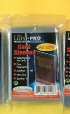 100 ULTRA PRO SOFT TRADING CARD PENNY SLEEVES BASEBALL MAGIC POKEMON NFL-NEW