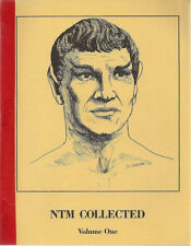 "Star Trek TOS Fanzine ""NTM Collected Volume 1"" HET (Sarek/Amanda) Jean Lorrah"
