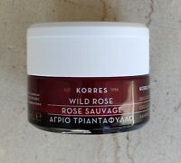 KORRES WILD ROSE brightening & first wrinkles day cream 40 ml.