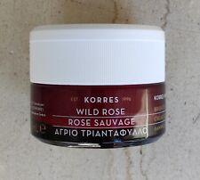 KORRES WILD ROSE brightening & first wrinkles day cream 40 ml.