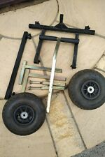 Fishing Trolley - Quick Take Apart -  New Inner Tubes - Expandable