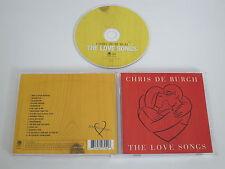 Chris de Burgh / The Love Songs ( A&m 540 794-2) CD Album