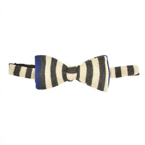 Nick & Sons Mens Classic Bow tie Wool Multicolor Size OS
