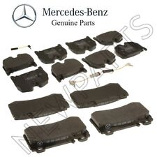 SMD847 FRONT Semi-Metallic Brake Pads Fits 01-02 Mercedes-Benz CL55 AMG