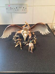 schleich World Of Knights Griffin Figures