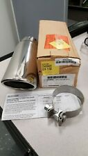 23435023 2014-2018 Chevrolet Silverado GMC Sierra OEM Chrome Exhaust Tip 6.2L