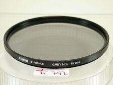 Original Cokin Filter Foto Lens Grau Grey Gris 82mm 82 E82 fi797(5)