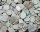 LOT OF A 20 NICE ANCIENT ROMAN  COINS UNCLEANED & EXTRA COIN ADDED....