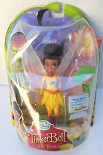 Disney Tinker Bell Lost Treasure Iridessa Pixie Pass African American Doll NEW