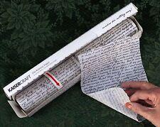 "KaiserCraft Die Release Paper 2 x  6"" / 5 1/2 yards  each Roll"