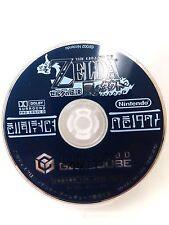 Nintendo Gamecube game The Legend of Zelda:The Wind Walker used F/S japan