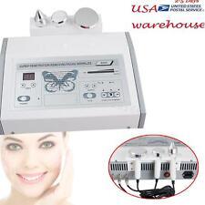 Ultrasound Ultrasonic Anti Aging Beauty Facial Skin Spa Salon Machine Face Eyes