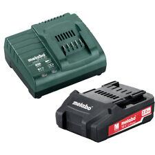 Metabo 18V 2.0Ah Battery/Charger Kit HJA Power Pack AU62546800A