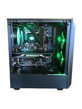 CUSTOM BUILT i7 8700K GAMING COMPUTER/PC RGB GTX 1070+16GB+240GB SSD+1TB WiFi