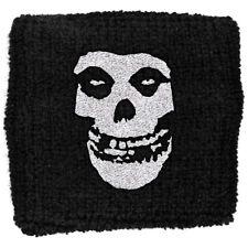 MISFITS Fiend : SWEATBAND Black Wrist Band 100% Official Licensed Merch