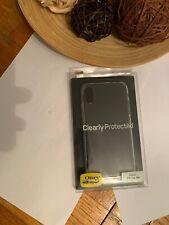 Claramente protegida Piel Iphone XR claro