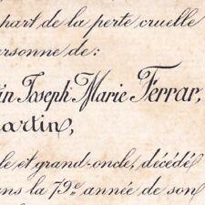 Armand Augustin Joseph Marie Ferrar De Pontmartin Les Angles Gard Avignon 1890