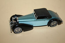 Matchbox Models of Yesteryear / Y-17 1938 HISPANO-SUIZZA  / MADE IN ENGLAND