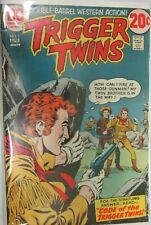Trigger twins #1 4.0 VG (1973)