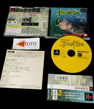 BASS RISE FISHING FREAKS Sony playstation PSX Play Station PS1 JAP bassrise Spin