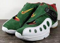 Nike Zoom GP Retro 'Supersonics' Men's Size 8 Basketball AR4342-300 Seattle