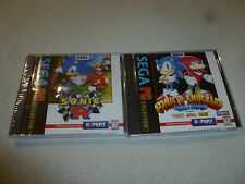 BRAND NEW FACTORY SEALED PC GAME LOT SONIC & KNUCKLES COLLECTION HEDGEHOG 3 R >>