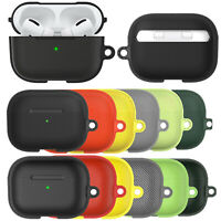 Pour  AirPods Pro Earphone Charging Case Protective Cover Etui Housse Coque