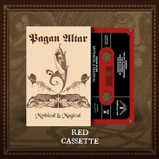 PAGAN ALTAR – Mythical & Magical TAPE (NEW*LIM.150*WOBHM/EPIC DOOM*REMASTERED)