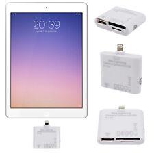 Conexión Adaptador Kit Para Apple Ipad 4ª Gen de / Mini / Mini 2 / 3 / Aire / Aire 2