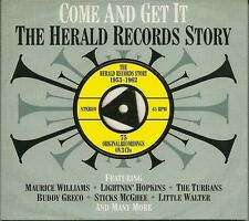 COME AND GET IT THE HERALD RECORDS STORY 1953 - 1962 * 3 CD BOX SET