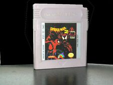 SPIDER-MAN 2 II USATO PER NINTENDO GAME BOY ADVANCE,SP,COLOR, IN INGLESE 26170