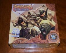 ARCANE LEGIONS EGYPTIAN INFANTRY (40 FIGURES) (NEW/SEALED)