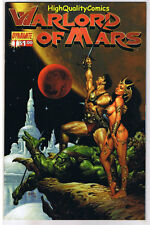 WARLORD of MARS #1, NM-, Joe Jusko, Edgar Rice Burroughs, 2010