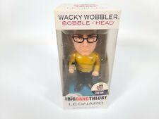 Funko Big Bang Theory - Leonard Star Trek Bobble Head Wacky Wobbler NEW