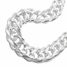 Chain 11mm Twin Tank, Silver 925