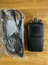 Motorola Vx 261 G7 5 Uhf 450 512 Mhz 2 Way Radio No Batteryant With Microphone