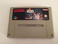 Super Nintendo SNES Spiel - Super Star Wars