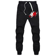 Anime Akame ga KILL! Cotton Sweat Pants Cosplay Sport Trousers Joggers Lover New