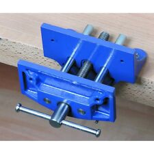 6 in. Portable Carpenter's Wood Working Clamping Bench Clamp Vise