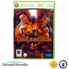 Kingdom Under Fire: Circle of Doom (Xbox 360) **GREAT CONDITION**