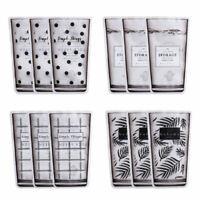 12 Pcs Mason Jar Seal Airtight 4 Patterns Zip Lock Food Bags Hygienic Holder