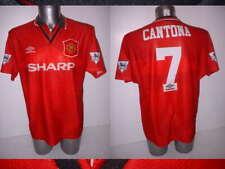 Manchester United Eric Cantona Jersey Shirt XXL Soccer Umbro Football Trikot 94