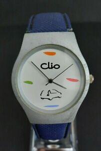 Vintage 1993 Renault Clio Williams Edition Unisex Quartz Watch
