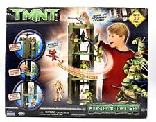 Teenage Mutant Ninja Turtles TMNT Movie - Monster Action Tower Figure Playset