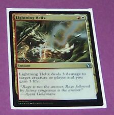 LIGHTNING HELIX - Iconic Masters - MTG TCG - NEAR-MINT/MINT - Magic - FOIL CARD