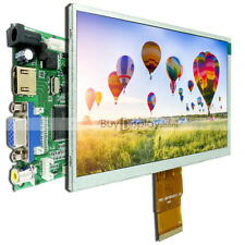 7inch Tft Lcd Display Withhdmivgavideo Av Driver Board 1024x600 Raspberry Pi
