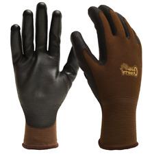 Gorilla Grip Men's Garden Work Glove Large Gardening Gloves Clothing Gear Yard