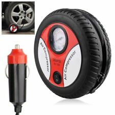 260PSI DC 12V Car Air Compressor Heavy Duty Digital Tire Inflator Auto Tyre Pump