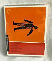 Anatomy of a Murder Blu Ray Criterion Collection Otto Preminger James Stewart